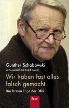 Günther Schabowski