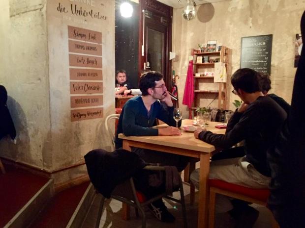 Retsaurant Restlos Glücklich Berlin