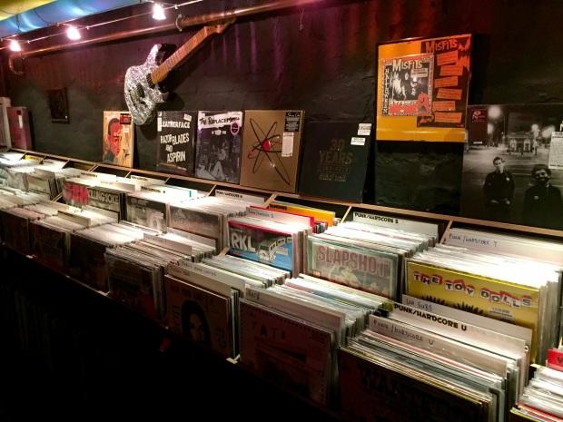 Vinylbutikker i Berlin