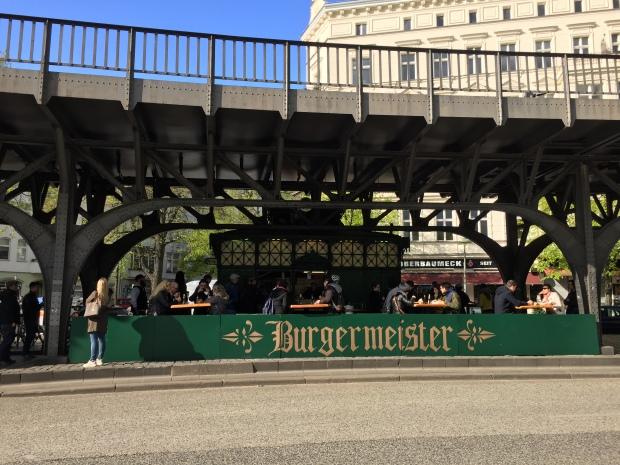 Bürgermeister Burger Berlin